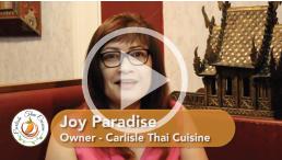 Joy at Carlisle Thai