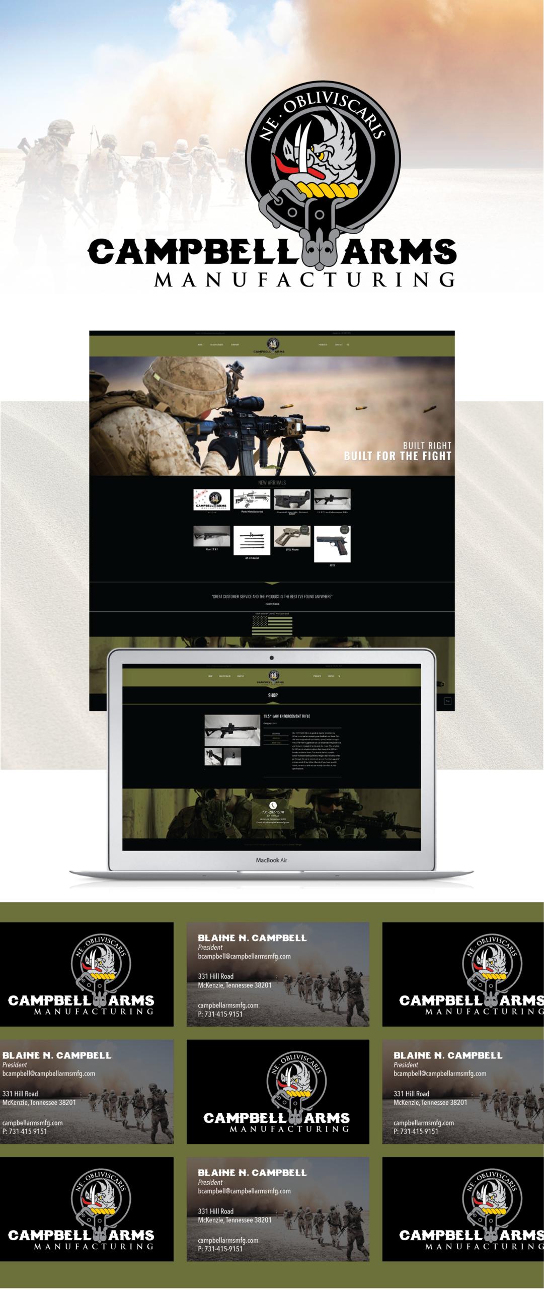 Campbell Arms Portfolio