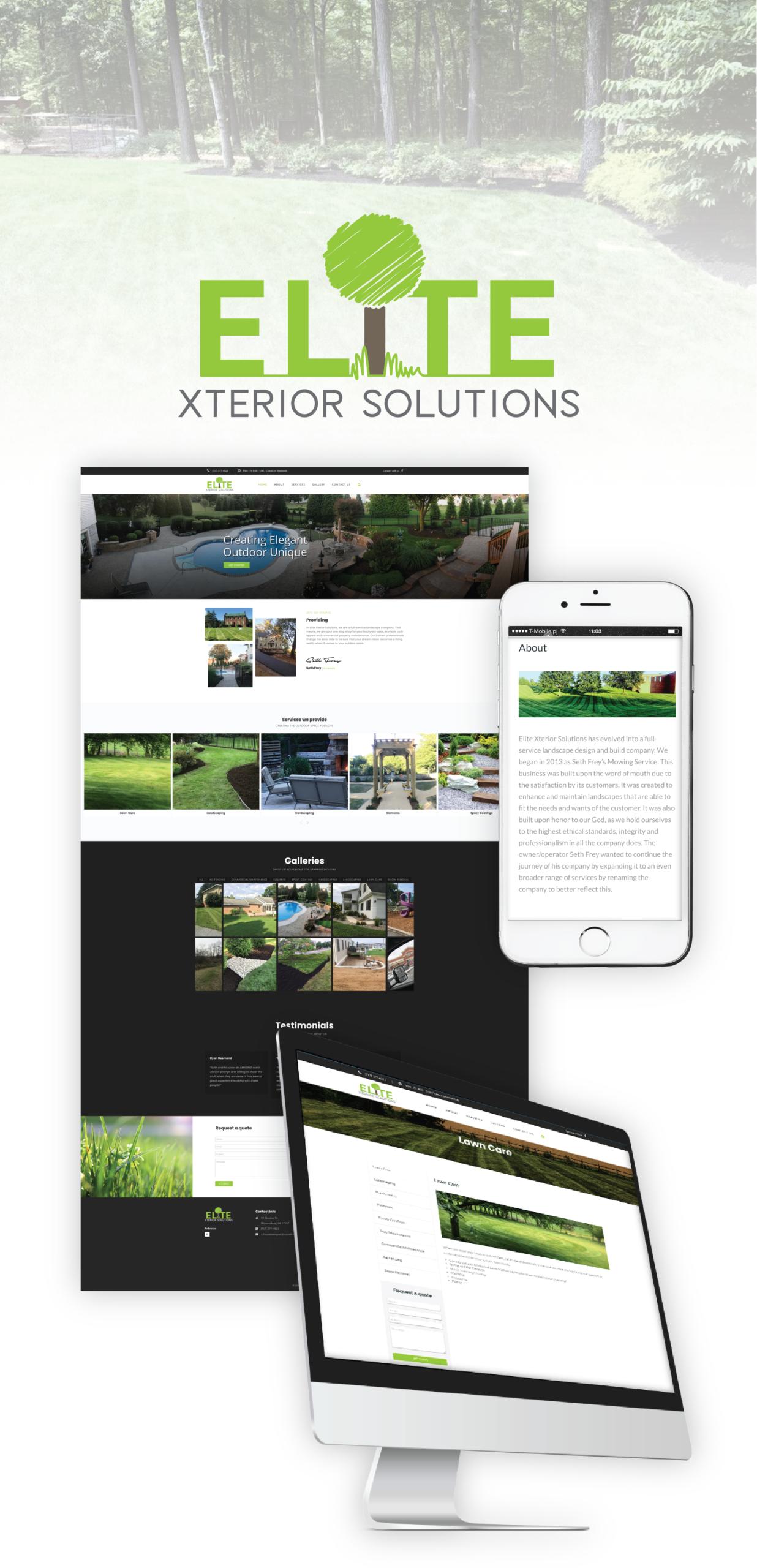 Elite Xterior Solutions Portfolio