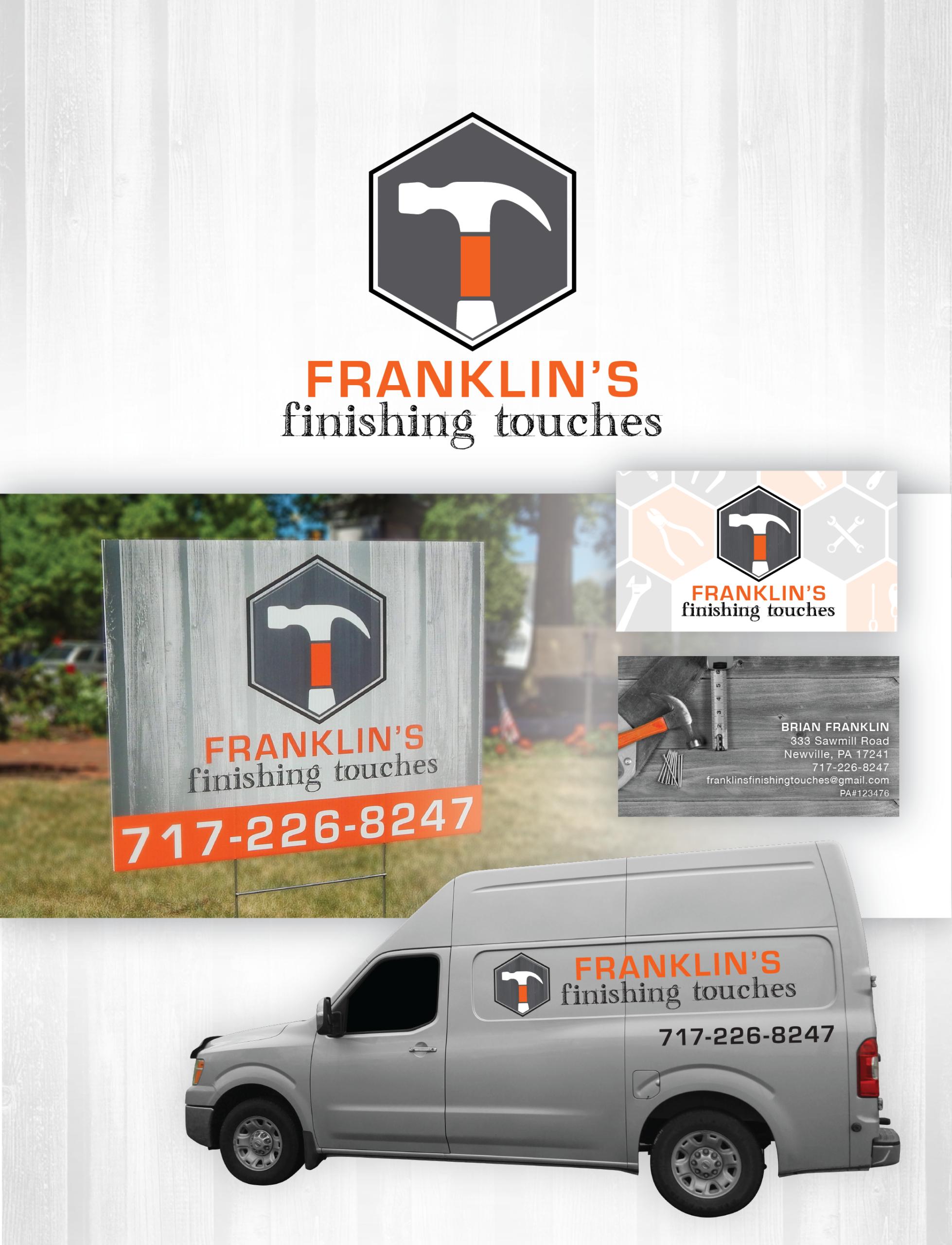 Franklin's Finishing Touches Portfolio