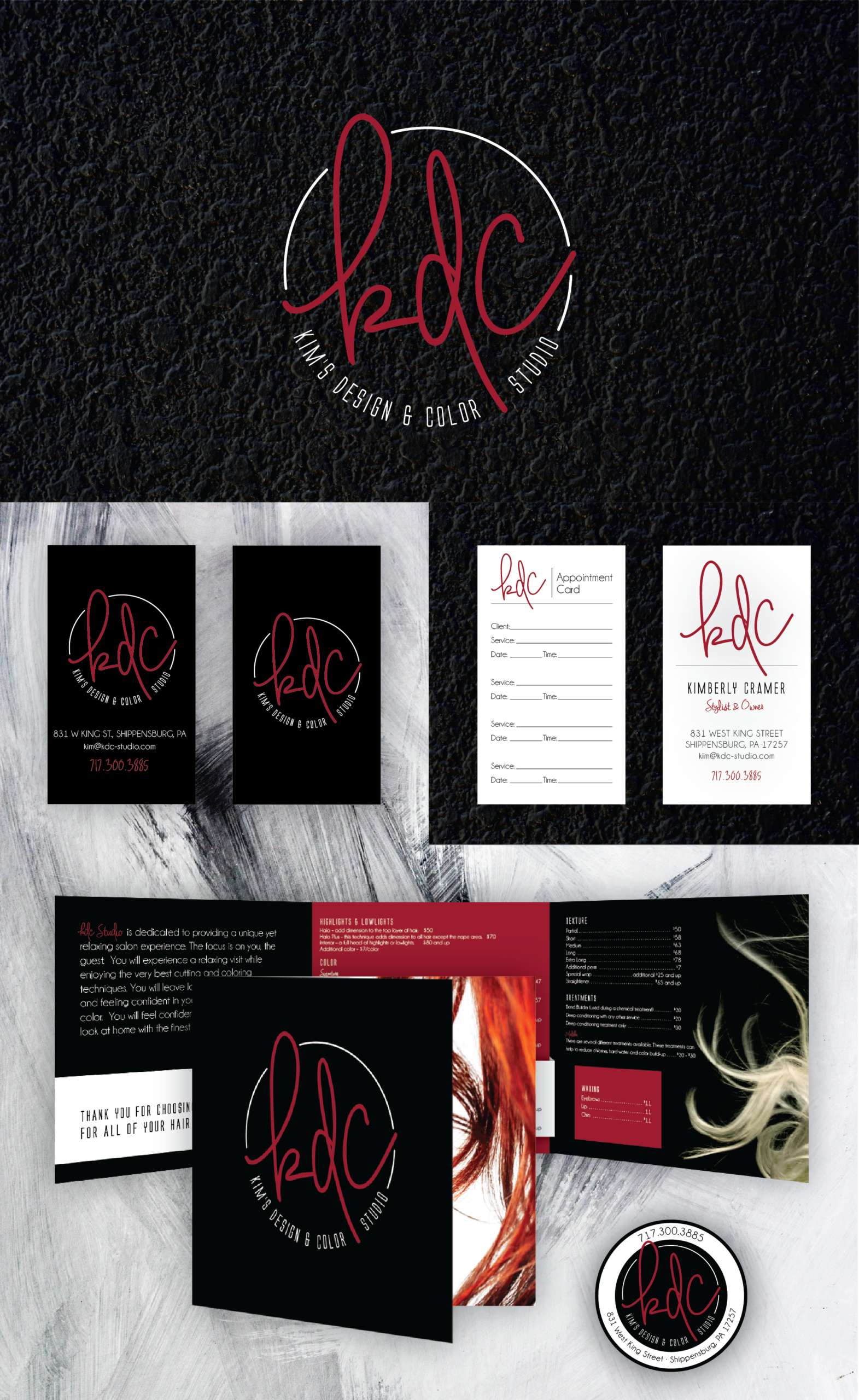 Kim's Design & Color Studio Portfolio