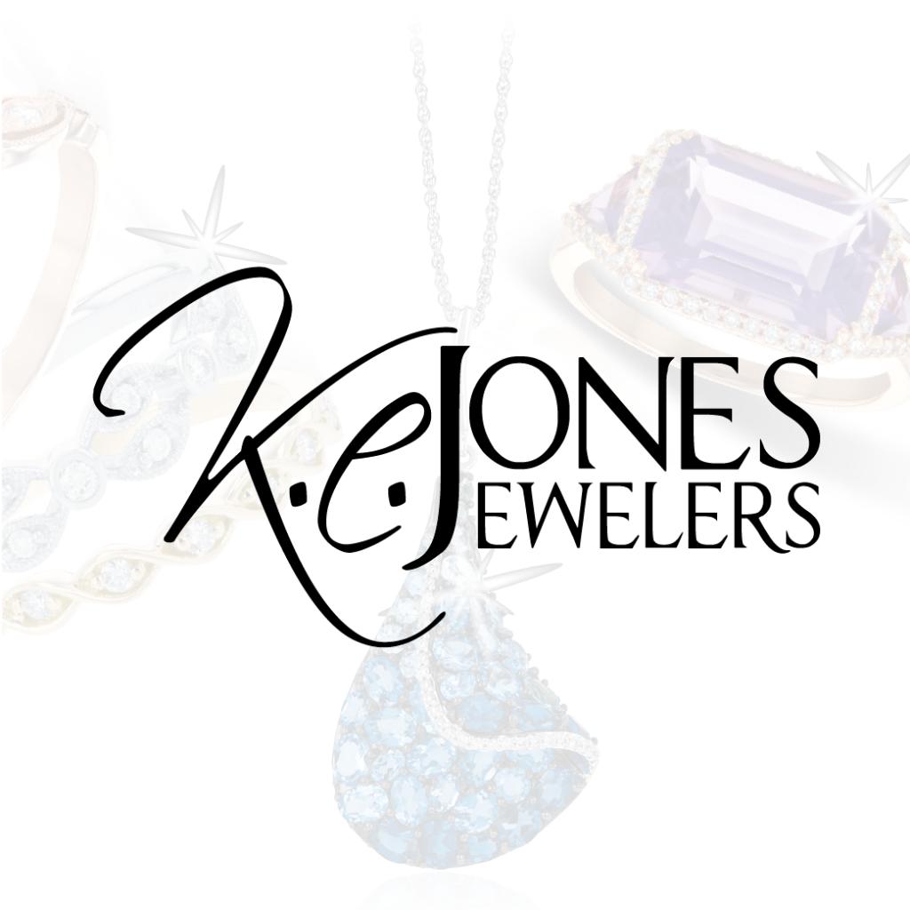 KE Jones Logo