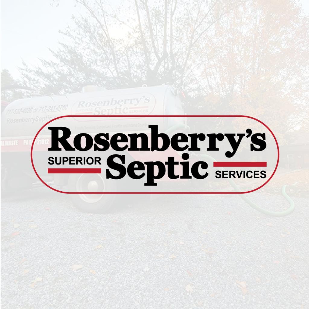 Rosenberry's Septic Logo