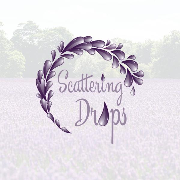 Scattering Drops Logo
