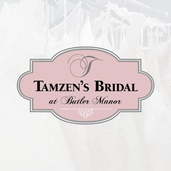 Tamzen's Bridal Logo