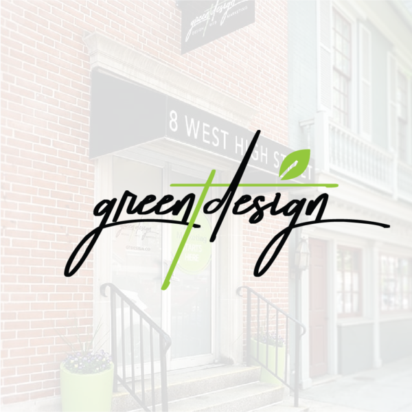 Green T Design Logo