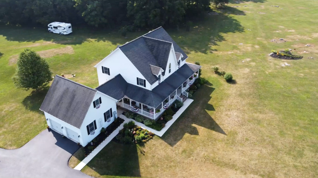 Real Estate Drone Footage