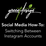 Switching Between Instagram Accounts