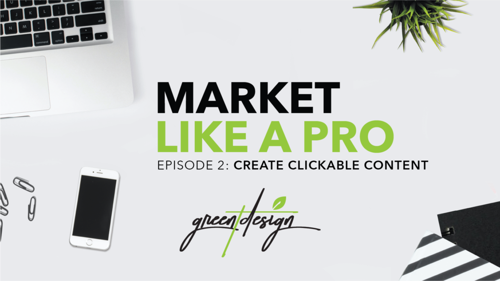 Clickable Content Ideas